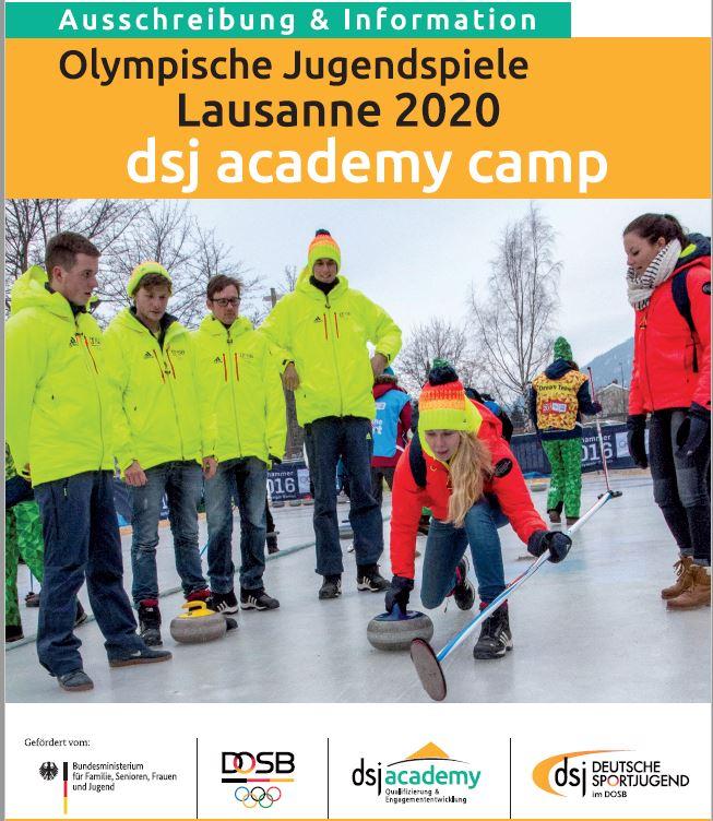 dsj academy camp