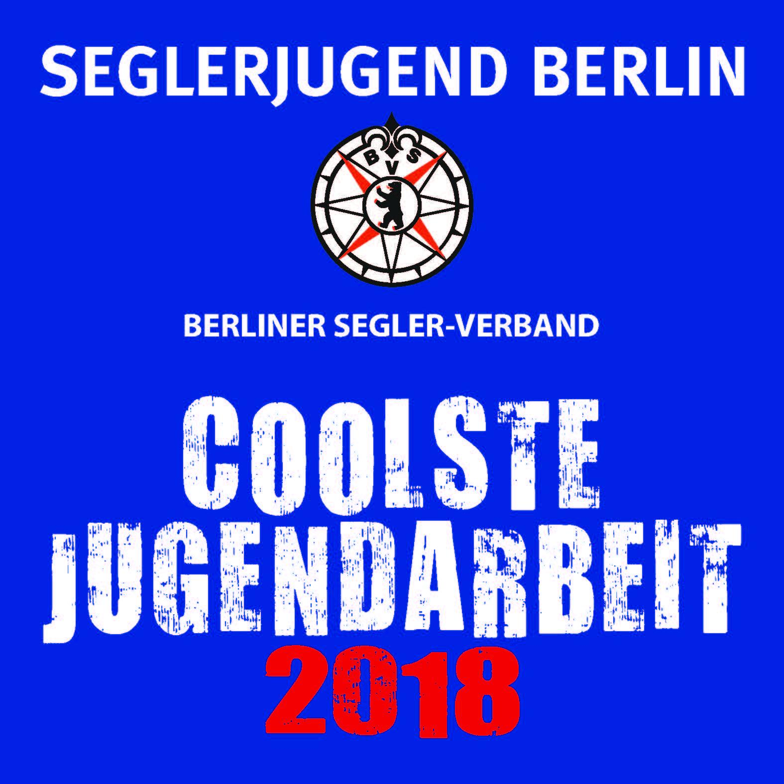Sticker Coolste Jugendarbeit 2018